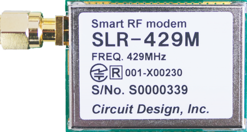 SLR-429M 無線モジュール